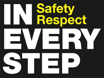 SafetyRespect in every step