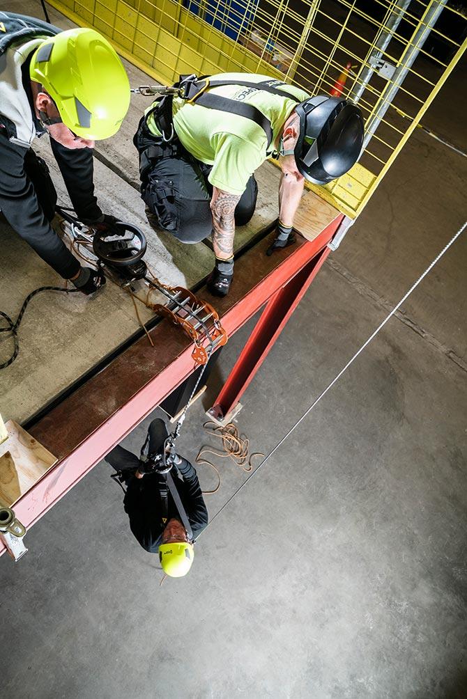 Rescue kit SafetyRespect
